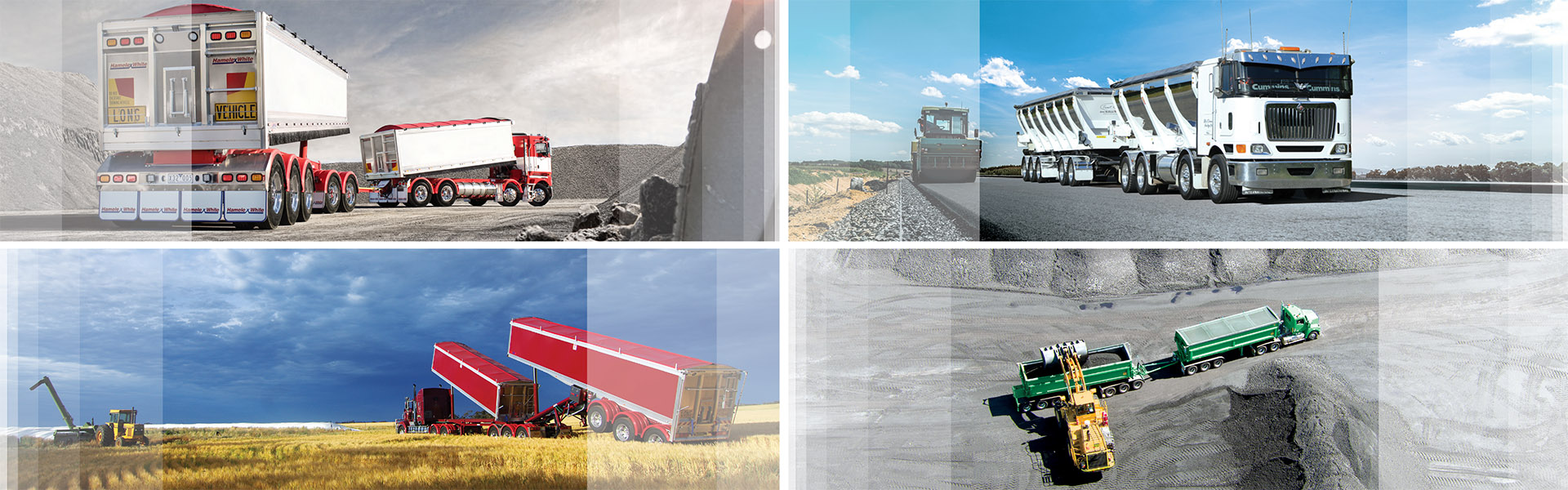 MaxiTRANS bulk transport application specialists