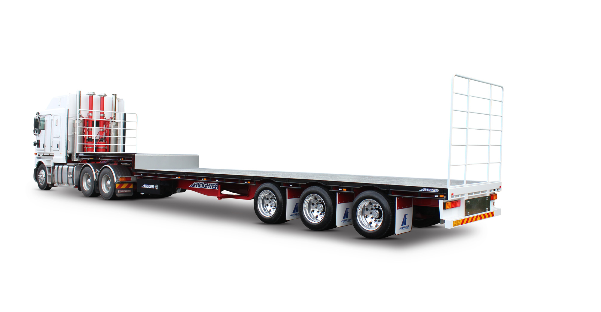 Semi Trailers for rent