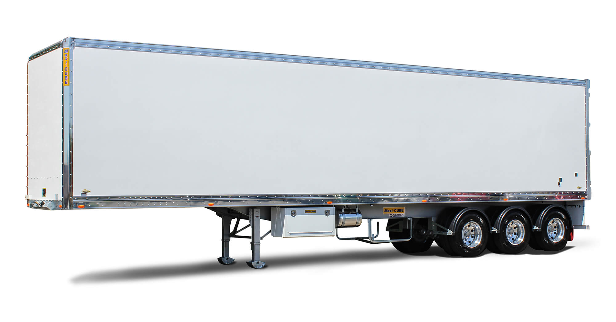 Dry freight truck rental