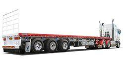 Freighter Flat Top Semi-Trailer image